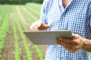 iPad agriculture