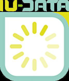 iOS spinner logo