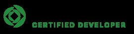 Claris Certified Developer logo